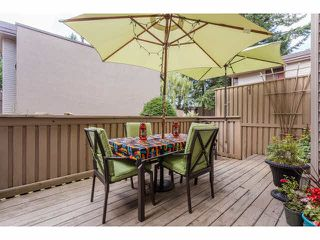 "Photo 25: 49 13809 102 Avenue in Surrey: Whalley Townhouse for sale in ""The Meadows"" (North Surrey)  : MLS®# F1447952"