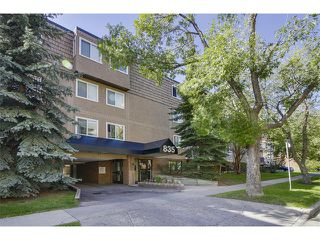 Photo 1: 835 19 AV SW in Calgary: Lower Mount Royal Condo for sale : MLS®# C4032189