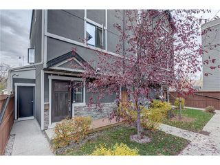 Main Photo: 1 1632 14 Avenue SW in Calgary: Sunalta House for sale : MLS®# C4045193