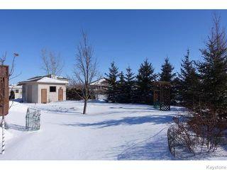 Photo 19: 172 Holly Drive in Oakbank: Anola / Dugald / Hazelridge / Oakbank / Vivian Residential for sale (Winnipeg area)  : MLS®# 1604344