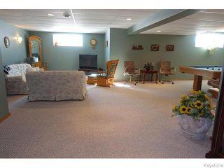 Photo 16: 172 Holly Drive in Oakbank: Anola / Dugald / Hazelridge / Oakbank / Vivian Residential for sale (Winnipeg area)  : MLS®# 1604344