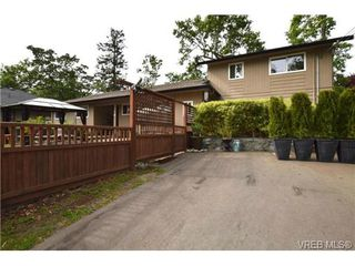 Photo 1: 4007 Birring Place in VICTORIA: SE Mt Doug Single Family Detached for sale (Saanich East)  : MLS®# 364567
