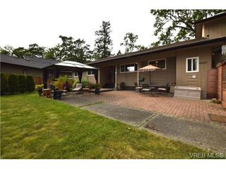 Photo 2: 4007 Birring Place in VICTORIA: SE Mt Doug Single Family Detached for sale (Saanich East)  : MLS®# 364567