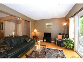 Photo 3: 4007 Birring Place in VICTORIA: SE Mt Doug Single Family Detached for sale (Saanich East)  : MLS®# 364567