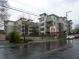 Photo 1: 215 11887 BURNETT Street in Maple Ridge: East Central Condo for sale : MLS®# R2114347