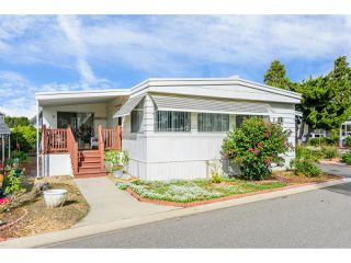 Photo 3: OCEANSIDE Manufactured Home for sale : 2 bedrooms : 200 N El Camino Real #80
