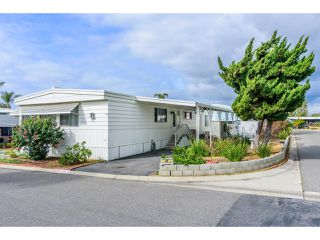 Photo 1: OCEANSIDE Manufactured Home for sale : 2 bedrooms : 200 N El Camino Real #80