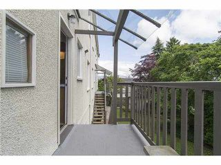 """Photo 14: 3170 ALMA Street in Vancouver: Point Grey Townhouse for sale in """"CASSER ESTATES LTD."""" (Vancouver West)  : MLS®# R2139281"""
