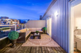 "Photo 19: 402 2768 CRANBERRY Drive in Vancouver: Kitsilano Condo for sale in ""Zydeco"" (Vancouver West)  : MLS®# R2140838"