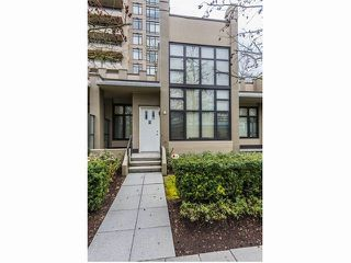 "Photo 1: TH3 2355 MADISON Avenue in Burnaby: Brentwood Park Townhouse for sale in ""OMA"" (Burnaby North)  : MLS®# R2149586"