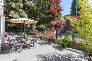 """Photo 16: 101 1035 W 11TH Avenue in Vancouver: Fairview VW Condo for sale in """"Oak Terrace"""" (Vancouver West)  : MLS®# R2169757"""