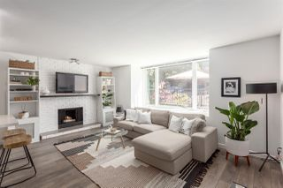 """Photo 1: 101 1035 W 11TH Avenue in Vancouver: Fairview VW Condo for sale in """"Oak Terrace"""" (Vancouver West)  : MLS®# R2169757"""