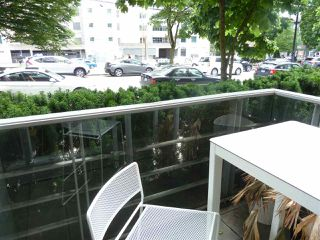 "Photo 14: 861 RICHARDS Street in Vancouver: Downtown VW Townhouse for sale in ""DOLCE"" (Vancouver West)  : MLS®# R2176098"