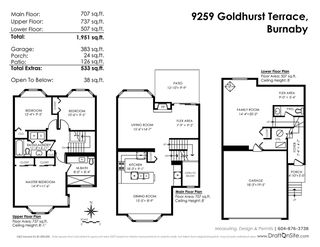 """Photo 20: 9259 GOLDHURST Terrace in Burnaby: Forest Hills BN Townhouse for sale in """"COPPER HILL"""" (Burnaby North)  : MLS®# R2209147"""