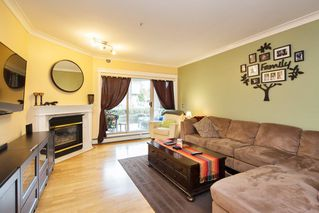 "Photo 3: 107 2109 ROWLAND Street in Port Coquitlam: Central Pt Coquitlam Condo for sale in ""PARKVIEW PLACE"" : MLS®# R2216847"