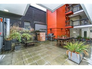 """Photo 19: 407 370 CARRALL Street in Vancouver: Downtown VE Condo for sale in """"21 DOORS"""" (Vancouver East)  : MLS®# R2226646"""