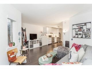 """Photo 4: 407 370 CARRALL Street in Vancouver: Downtown VE Condo for sale in """"21 DOORS"""" (Vancouver East)  : MLS®# R2226646"""