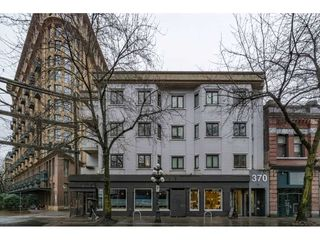 """Photo 2: 407 370 CARRALL Street in Vancouver: Downtown VE Condo for sale in """"21 DOORS"""" (Vancouver East)  : MLS®# R2226646"""