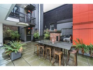 """Photo 20: 407 370 CARRALL Street in Vancouver: Downtown VE Condo for sale in """"21 DOORS"""" (Vancouver East)  : MLS®# R2226646"""