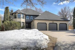 Photo 1: 113 Shorecrest Drive in Winnipeg: Linden Woods Residential for sale (1M)  : MLS®# 1807547
