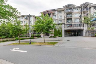 "Photo 1: 315 1330 GENEST Way in Coquitlam: Westwood Plateau Condo for sale in ""The Lanterns"" : MLS®# R2277499"