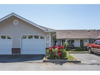 "Photo 1: 29 1973 WINFIELD Drive in Abbotsford: Abbotsford East Townhouse for sale in ""Belmont Ridge"" : MLS®# R2280977"