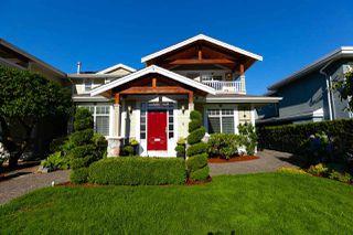 "Photo 1: 6249 DUFFERIN Avenue in Burnaby: Forest Glen BS House 1/2 Duplex for sale in ""UPPER DEER LAKE"" (Burnaby South)  : MLS®# R2297253"