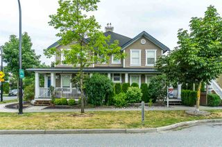 """Photo 1: 2 18011 70 Avenue in Surrey: Cloverdale BC Townhouse for sale in """"Provinceton"""" (Cloverdale)  : MLS®# R2297398"""