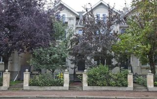 Main Photo: 9325 98 Avenue in Edmonton: Zone 18 Attached Home for sale : MLS®# E4127818