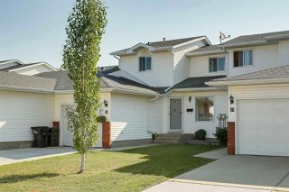 Main Photo: 20 10 RITCHIE Way: Sherwood Park Townhouse for sale : MLS®# E4132392