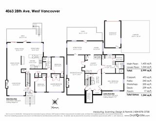 Photo 20: 4063 W 28TH Avenue in Vancouver: Dunbar House for sale (Vancouver West)  : MLS®# R2321893