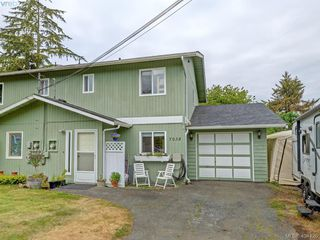 Main Photo: 7038 Deerlepe Road in SOOKE: Sk Whiffin Spit Strata Duplex Unit for sale (Sooke)  : MLS®# 404426