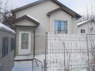 Main Photo: 11901 78 Street in Edmonton: Zone 05 House Half Duplex for sale : MLS®# E4140414