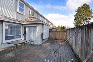 """Photo 20: 21 18951 FORD Road in Pitt Meadows: Central Meadows Townhouse for sale in """"PINE MEADOWS"""" : MLS®# R2346745"""
