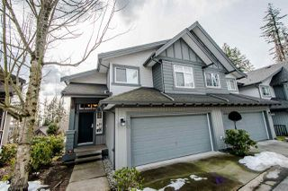 "Photo 1: 80 2200 PANORAMA Drive in Port Moody: Heritage Woods PM Townhouse for sale in ""QUEST"" : MLS®# R2349518"