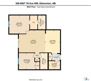 Photo 26: 306 9927 79 Avenue in Edmonton: Zone 17 Condo for sale : MLS®# E4148924