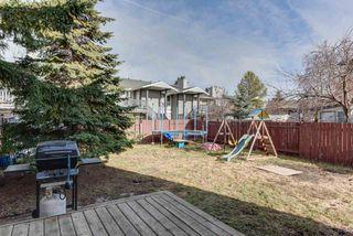 Photo 28: 1418 39 Street in Edmonton: Zone 29 House Half Duplex for sale : MLS®# E4152087