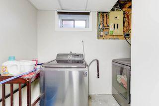 Photo 25: 1418 39 Street in Edmonton: Zone 29 House Half Duplex for sale : MLS®# E4152087