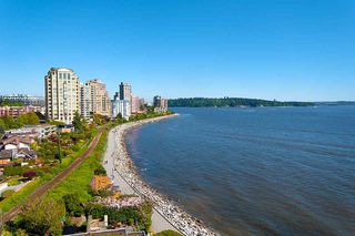 "Photo 3: 808 150 24 Street in West Vancouver: Dundarave Condo for sale in ""Seastrand"" : MLS®# R2359015"