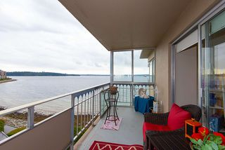 "Photo 8: 808 150 24 Street in West Vancouver: Dundarave Condo for sale in ""Seastrand"" : MLS®# R2359015"