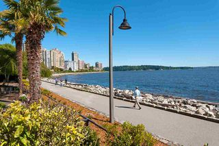 "Photo 20: 808 150 24 Street in West Vancouver: Dundarave Condo for sale in ""Seastrand"" : MLS®# R2359015"