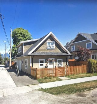 Main Photo: 1483 E 22ND Avenue in Vancouver: Knight House for sale (Vancouver East)  : MLS®# R2366459