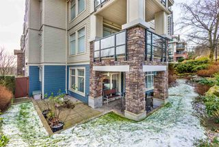 """Photo 3: 107 290 FRANCIS Way in New Westminster: Fraserview NW Condo for sale in """"The Grove"""" : MLS®# R2372872"""