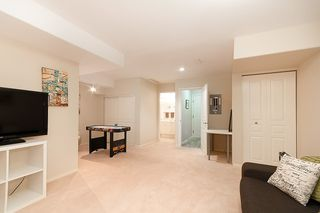 "Photo 17: 19 1 ASPENWOOD Drive in Port Moody: Heritage Woods PM Townhouse for sale in ""Summit Pointe"" : MLS®# R2376709"