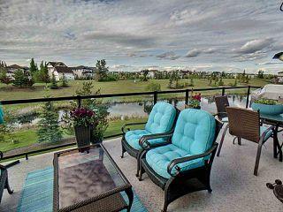 Photo 19: 41 841 156 Street in Edmonton: Zone 14 Condo for sale : MLS®# E4162127