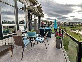Photo 2: 41 841 156 Street in Edmonton: Zone 14 Condo for sale : MLS®# E4162127