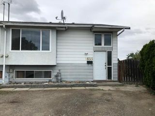 Photo 1: 1655 SPARTAN PLACE in Kamloops: Brocklehurst Half Duplex for sale : MLS®# 152104