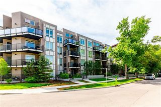 Photo 2: 416 823 5 Avenue NW in Calgary: Sunnyside Apartment for sale : MLS®# C4257116