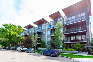 Photo 1: 416 823 5 Avenue NW in Calgary: Sunnyside Apartment for sale : MLS®# C4257116