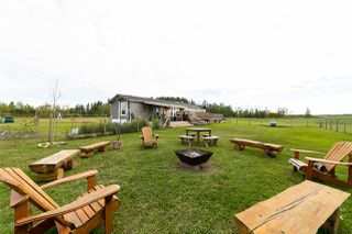Photo 27: 56506 Rge Rd 33: Rural Lac Ste. Anne County Manufactured Home for sale : MLS®# E4165011
